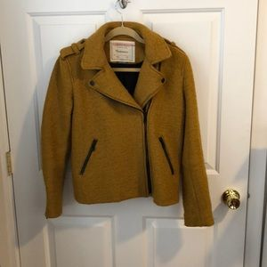 Anthropologie Moto jacket